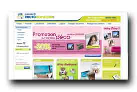 screenshot de www.photomoinscher.com