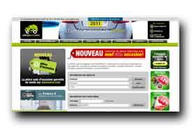 screenshot de www.pieceseco.com