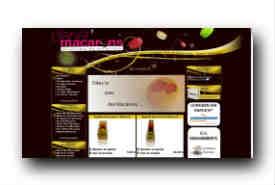 screenshot de www.planetmacarons.com