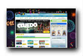 screenshot de www.pogo.fr