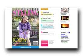 screenshot de www.posterini.com