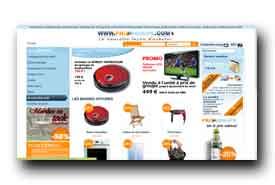 screenshot de www.prixgroupe.com