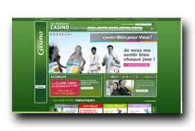 screenshot de www.produits-casino.fr