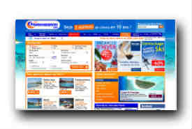screenshot de www.promovacances.com