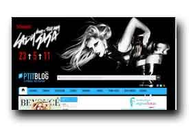 screenshot de www.ptitblog.net