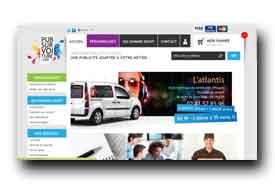 screenshot de www.pub-sur-voiture.com