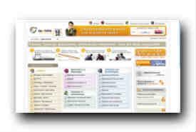 screenshot de www.quotatis.fr