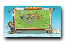 screenshot de www.ramacity.fr