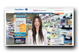 screenshot de www.recrute.carrefour.fr