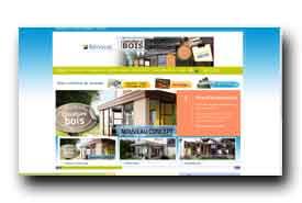 screenshot de www.renoval-veranda.com