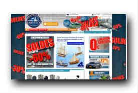 screenshot de www.rue-des-maquettes.com
