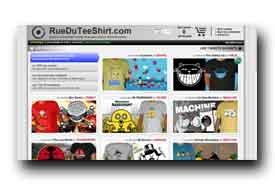 screenshot de www.rueduteeshirt.com