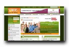 screenshot de www.seniorsavotreservice.com
