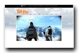 screenshot de shaunwhitegame.fr.ubi.com