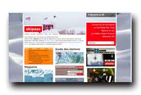 screenshot de www.skipass.com