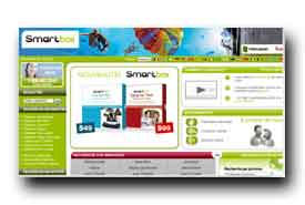 screenshot de www.smartbox.com/ca/fr