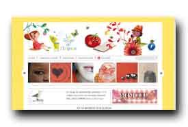 screenshot de www.soupedelespace.fr/leblog