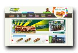 screenshot de www.subwayfrance.fr