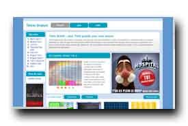 screenshot de www.tetrisgratuit.fr