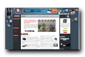 screenshot de www.tontonhightech.com
