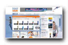 screenshot de www.toutcoller.com