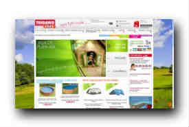 screenshot de www.triganostore.com