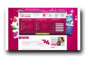 screenshot de www.trouversoncadeau.com