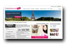 screenshot de www.tuttodeal.com