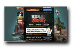 screenshot de www.urban-rivals.com