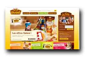 screenshot de www.vahine.fr