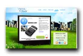 screenshot de www.ventedujour.com