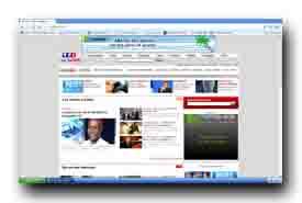 screenshot de videos.tf1.fr