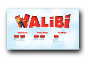 screenshot de www.walibi.com