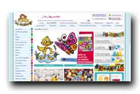 screenshot de www.10doigts.fr