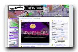 screenshot de www.abandonware-utopia.com
