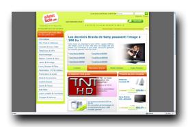 screenshot de www.achetezfacile.com