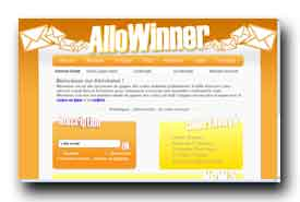 screenshot de www.allowinner.com
