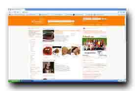 screenshot de www.allrecipes.fr