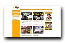 screenshot de www.altaya.fr