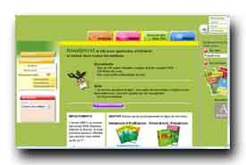 screenshot de www.annabrevet.com