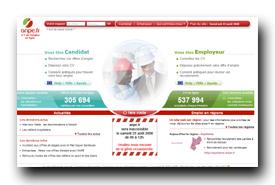 screenshot de www.anpe.fr