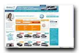screenshot de www.aramisauto.com