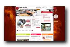 screenshot de www.atelierdeschefs.fr