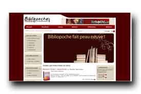 screenshot de www.bibliopoche.com