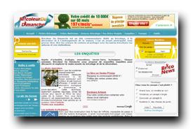 screenshot de www.bricoleurdudimanche.com