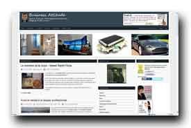 screenshot de www.businessattitude.fr