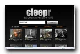 screenshot de www.cleepr.com