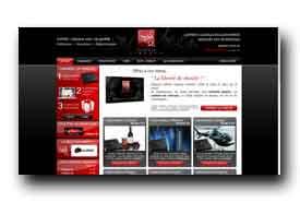 screenshot de www.coffret-cadeaux.com