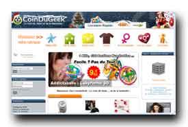 screenshot de www.coindugeek.com