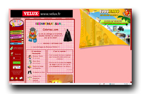 screenshot de www.coloriez.com